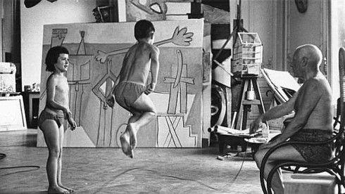 Picasso à la Californie, 1957 | instant culture