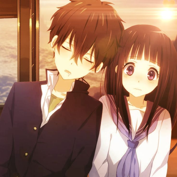 Love couple Wallpaper Animated : couples In Love Anime www.pixshark.com - Images Galleries With A Bite!