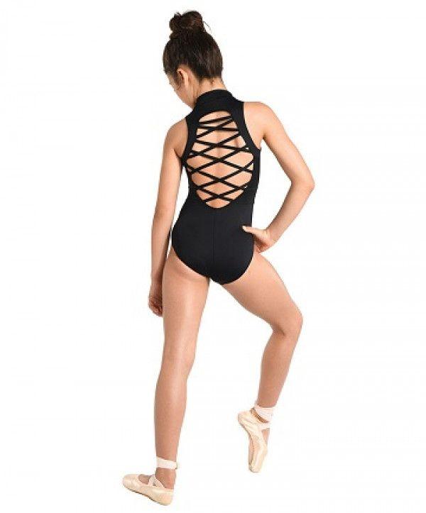 Girls Kids Gymnastics Sport Ballet Athletic Leotards Latin 4-8Y GYM Dancewear