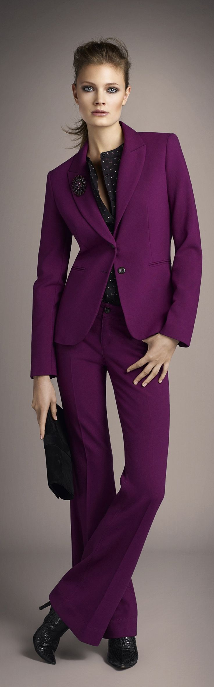 Oui ~This is a colour that will flow for Summers and Winters   Sheike me up  www.colourimageconsultant.com.au