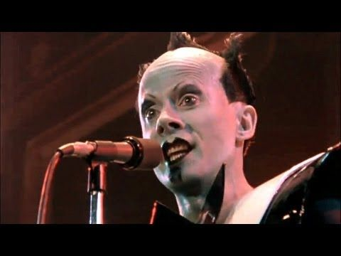 "▶ Klaus Nomi - ""Total Eclipse"" 1981 Live Video HD - YouTube (4:07)"
