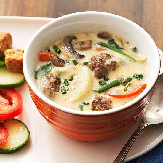 ... Soup, Healthy Cheeseburger Soup, Cheeseburger Soup Recipes, Soup S