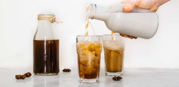 In our column Lily Diamond presents recipes meant to balance the body and inspire the senses, this iced chai tea latte is perfect for summer hydration.