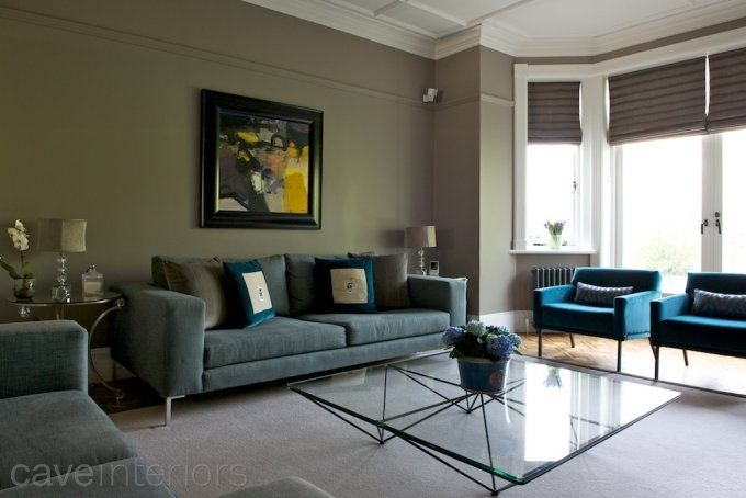 West Hampstead House|Cave Interiors