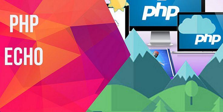 Curso de ECHO PRINT de PHP