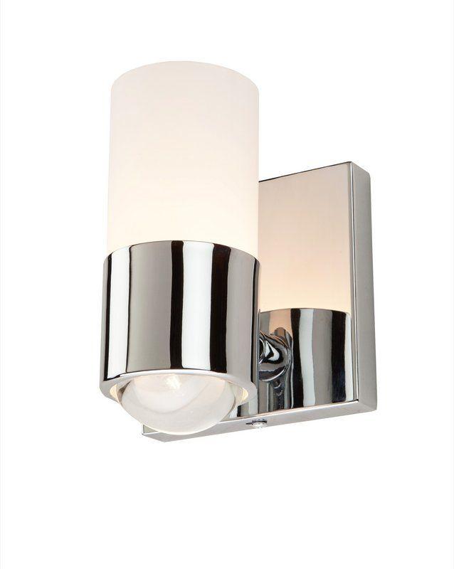 Photo Album Website Artcraft Lighting AC Chrome Santa Monica Light Bathroom Sconce LightingDirect