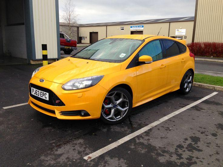 New car :D Ford Focus St-3