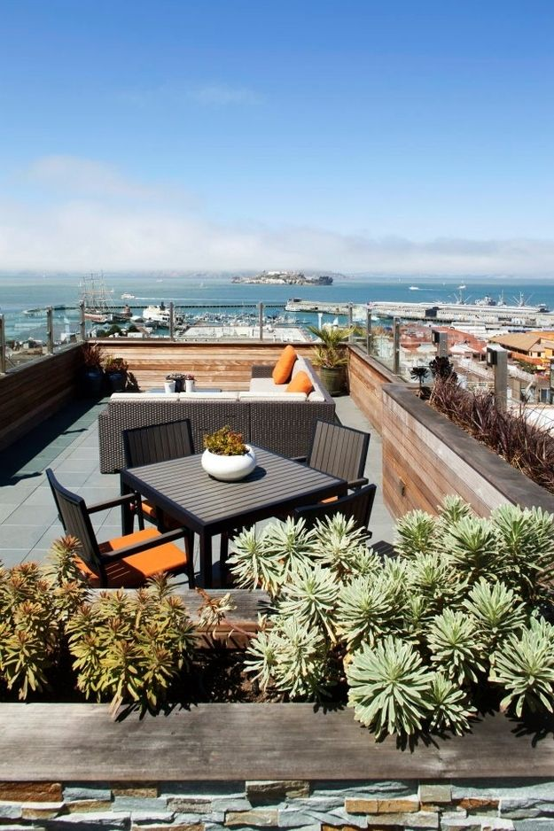25 best ideas about rooftop deck on pinterest rooftop for The definition of terrace