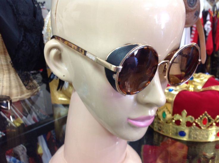 Steam punk sun glasses- $15