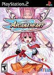 Arcana Heart Sony Playstation 2 Game