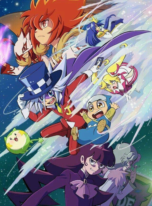 Pin by Kaitou Alice on Kaitou Joker (With images) Anime