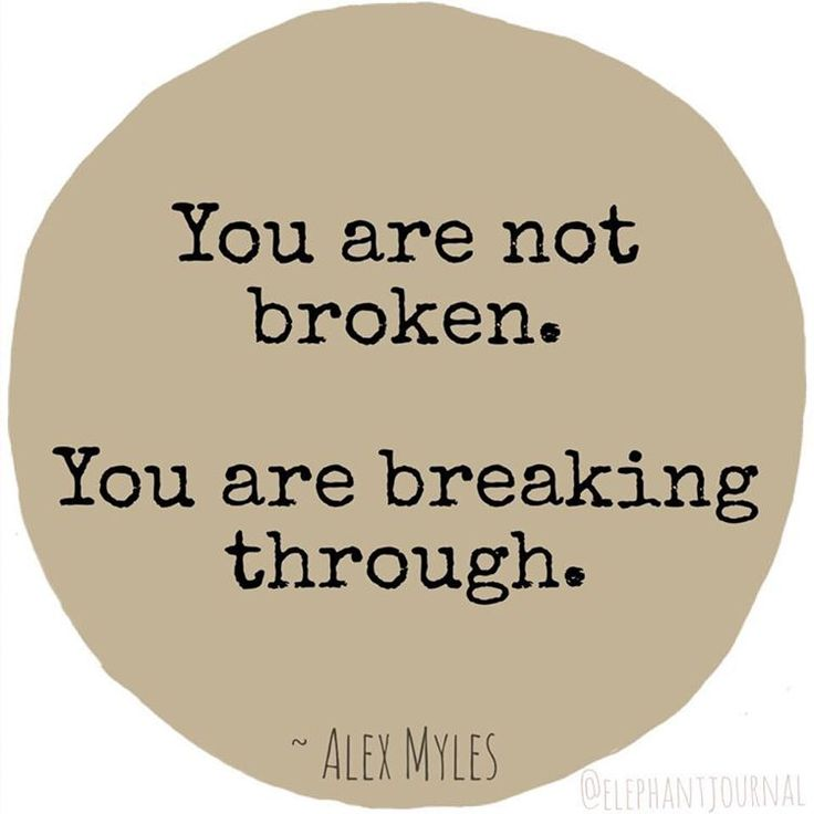 """""""There is a crack in everything. That's how the light gets in."""" ~ Leonard Cohen // Full article """"You are Not Broken, You are Breaking Through"""" on #elephantjournal #mayitbeofbenefit"""