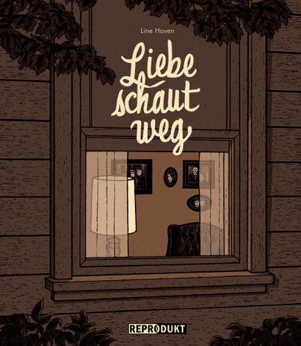 """""""Liebe schaut weg"""" by Line Hoven #comic #german"""