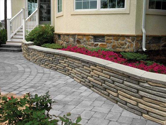 1000 images about EP Henry Retaining Walls on Pinterest
