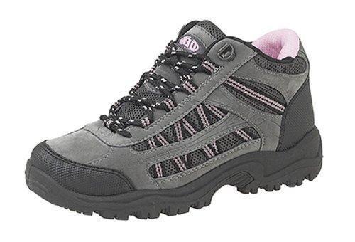 Oferta: 23.78€. Comprar Ofertas de DEK - Botas de senderismo para mujer multicolor Multicolore - Grey/Pink 7 UK barato. ¡Mira las ofertas!