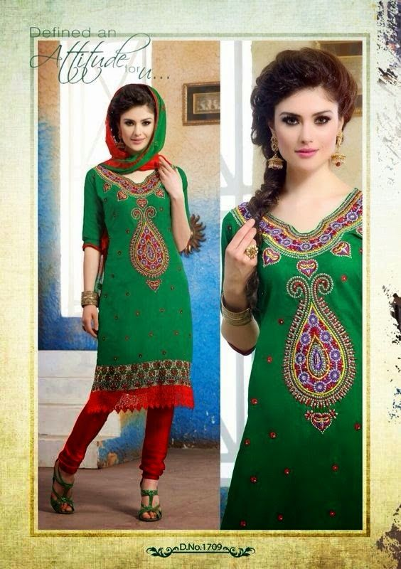 Latest Anarkali Suits: Punjabi Suits - Latest Punjabi Suits Upto 50% Off See more about anarkali suits, salwar kameez and Sarees @ http://aapkabazar.in/clothes.html