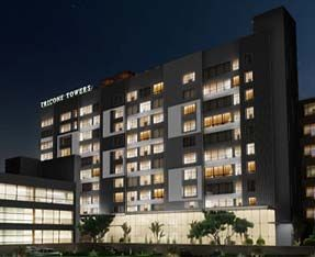 http://www.triconetowers.com/ Buy service apartments in Heart of Delhi at affordable Price