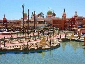 Aqua Blu Resort Sharm El Sheikh Ai 4 Sharm El Sheikh-All inclusive- Hotel cu un aqua-park mare.Recomandat tinerilor si familiilor cu copii