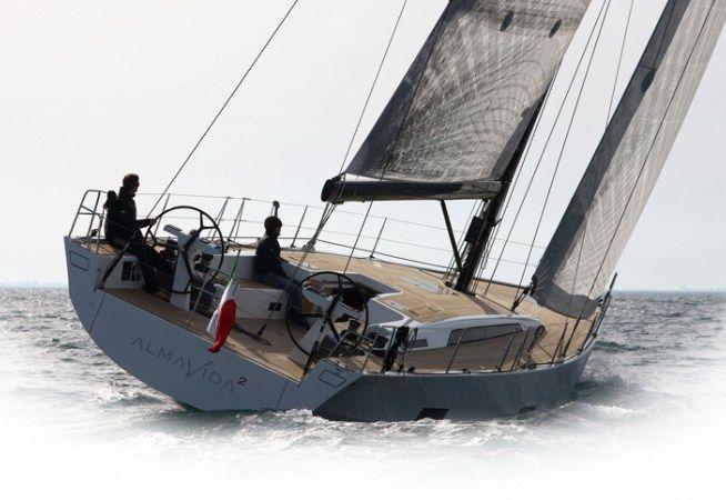 Solaris 50 : un voilier de croisière performant et sexy.