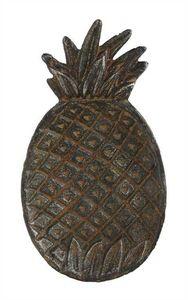 Decorative Cast Iron Pineapple Dish, Set of 8