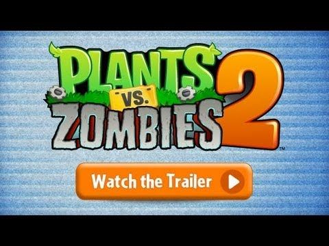Plants vs. Zombies 2: It's About Time Launching July 18th for iOS