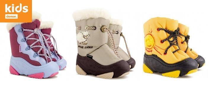 Купить зимняя обувь для новорождённых в украине