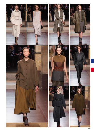 Hermès, essential elegance. #hermes @Hermès  #pretaporter #fashion #catwalk #style #look #fashionshow #paris #fall #winter #2014 #2015