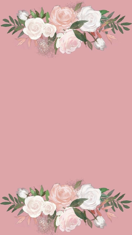 Contoh papan nama   Poster bunga, Bingkai bunga, Lukisan bunga