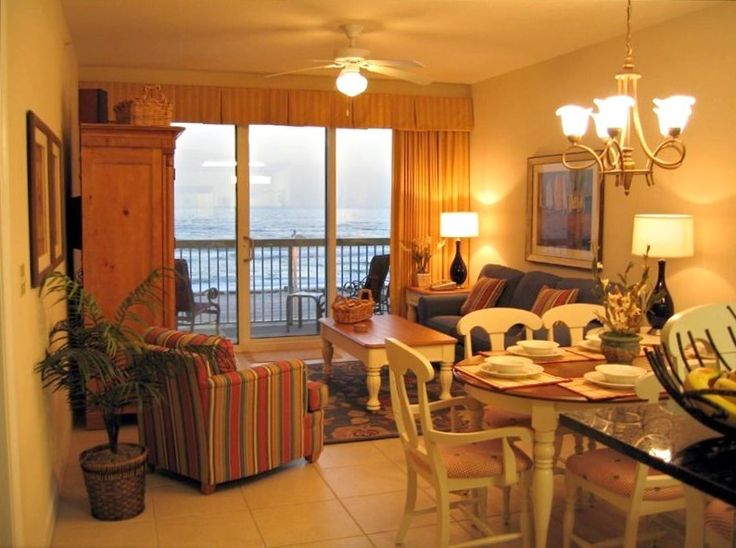 Panama City Beach Houses For Rent By Owner Part - 24: Floor Oceanfront Condo Calypso Resort Towers, Panama City Beach Area,  Florida Vacation Rental By Owner Listing 93306