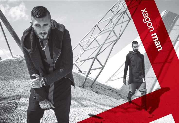 ADV FW 14/15 GROUNDSOUL collection by XAgon man by chico de luigi @pulseonweb