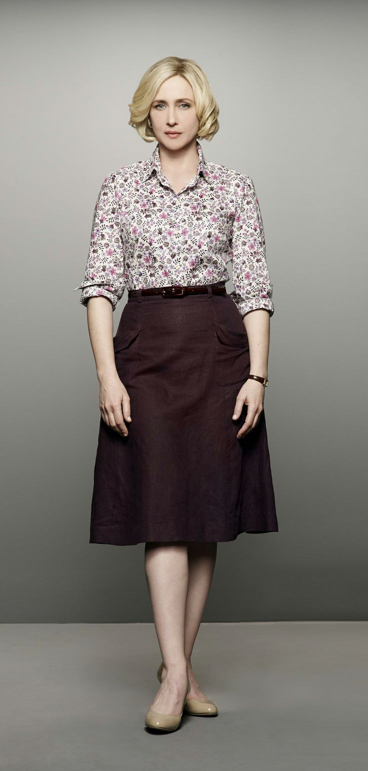 "Vera Farmiga as Norma Bates from the TV show ""Bates Motel."" Photo credit: A"