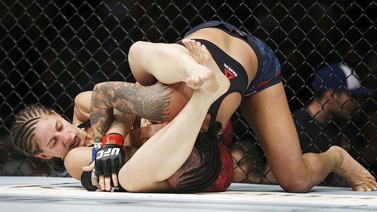 ICYMI: Desfigurado: Así quedó el rostro de una luchadora en EE.UU. tras recibir una paliza en un torneo