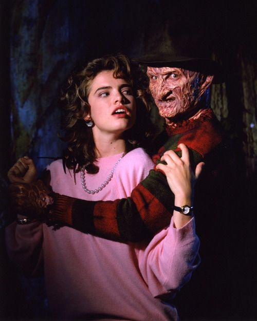 One, two, Freddy's coming for you...   A Nightmare on Elm Street