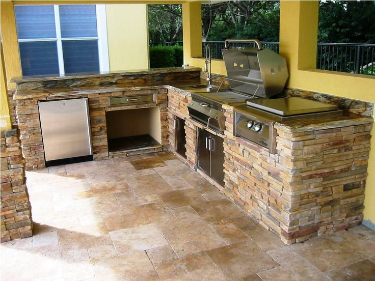 Outdoor Kitchen Plans On A Budget - home decor - Xshare.us