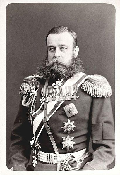 Mikhail Skobelev - Михаил Дмитриевич Скобелев (1843-1882) - выдающийся русский военачальник и стратег, генерал от инфантерии (1881), генерал-адъютант (1878)