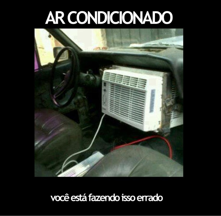 Air conditioning: You're doing it wrong.: Laughing, Funny Cars, Funny Photo, The Heat, Old Cars, Air Conditioner, Summer Heat, Rednecks, Air Conditioning