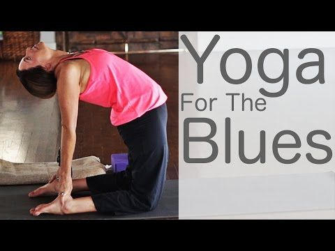 Yoga for the Blues with Lesley Fightmaster - 42Yogis.com - http://go.shr.lc/1QFJVsf via @Shareaholic