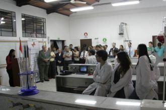 Laboratorio de Química y Saneamiento