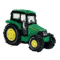 John Deere Pinata. Wonderful party activity for only $23.99 from Discount Party Supplies. http://www.discountpartysupplies.com/boy-party-supplies/john-deere-party-supplies/john-deere-pinatas.html