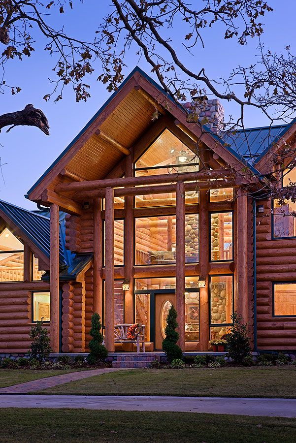 Log Cabin Floor Plans Oklahoma Part - 18: Log Homes And Log Home Floor Plans By Expedition Log Homes View Extensive  Collection Of Custom Floor Plans, Log Home Pictures And Information On How  To ...
