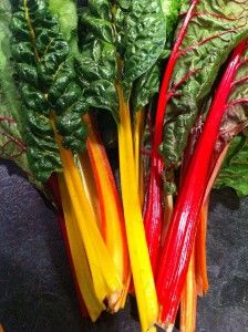 What is Swiss Chard and what do you do with it?