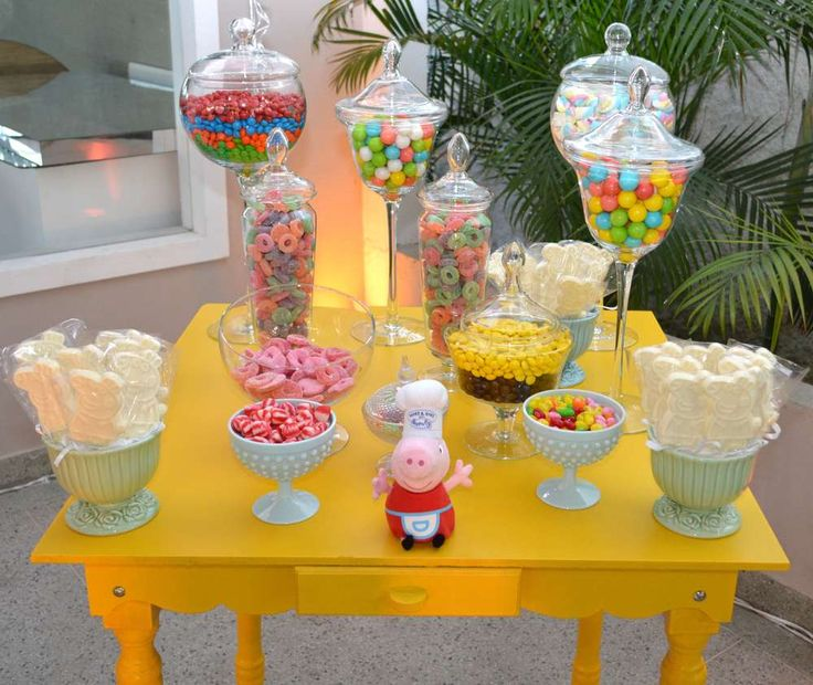 Peppa Pig Birthday Party Ideas | Photo 7 of 32 | Catch My Party