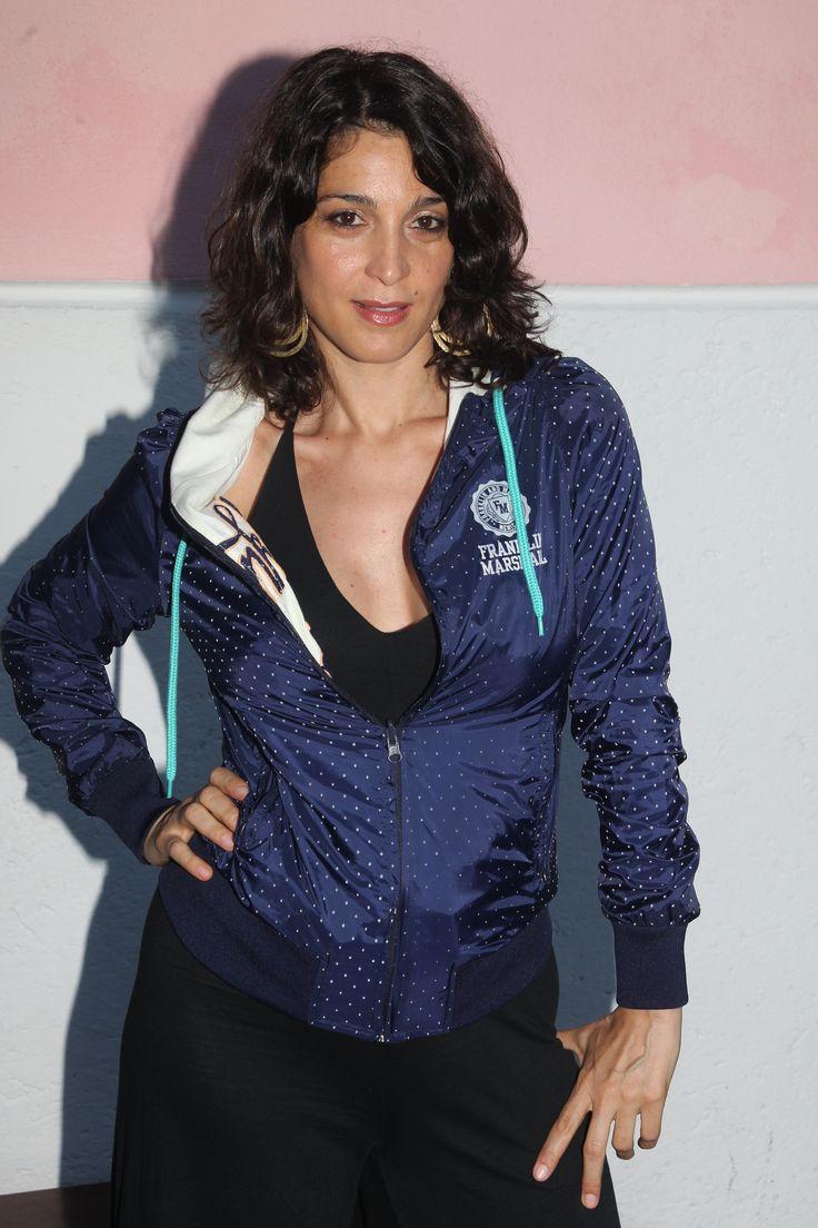 Donatella Finocchiaro #actress #FullMoonPonzaFestival