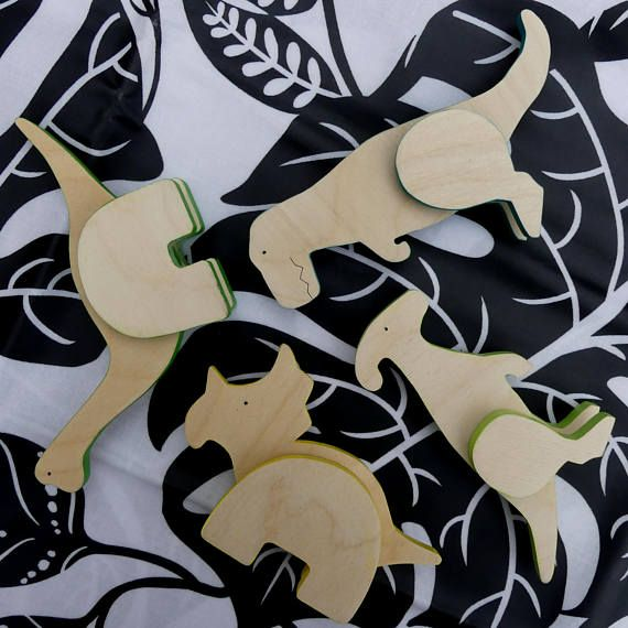 Wooden dinosaurs edc hand toys perfect gift for little ones