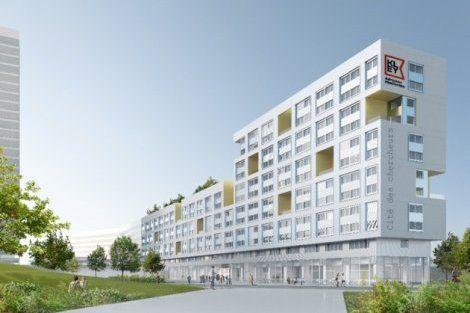 Pourquoi la future résidence universitaire de Toulouse Montaudran sera révolutionnaire - ToulÉco