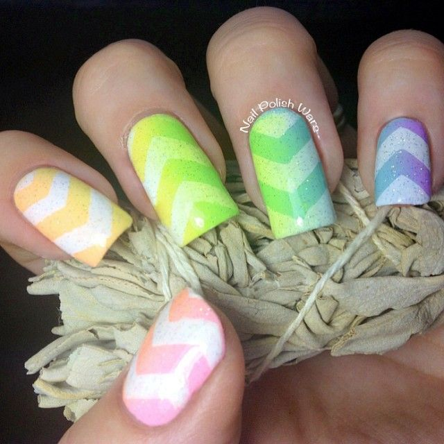 7 mejores imágenes de Nail art ideas en Pinterest   Diseño de uñas ...
