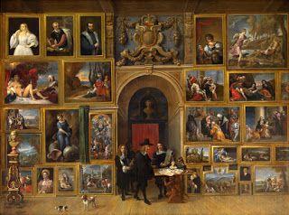 Gabinete de Curiosidades: Rubens, Van Dyck, Jordaens e Outros