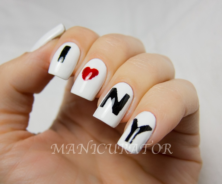 134 best Nails * words/quotes images on Pinterest | Cute nails ...