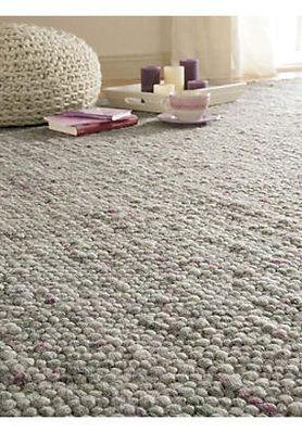 Web-Teppich aus Schurwolle