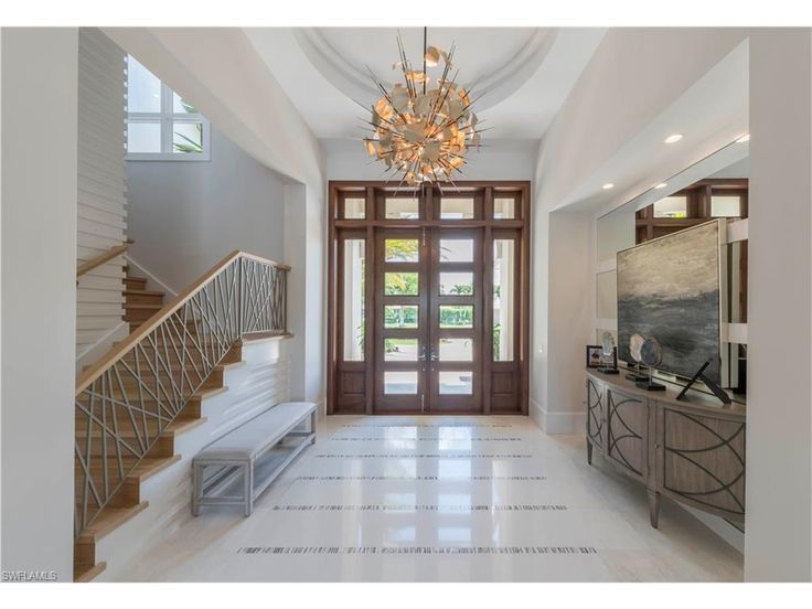 Foyers 95 best naples florida | front entries and foyers images on